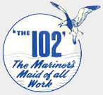 The 102 - The Mariner's Maid of all Work - logo