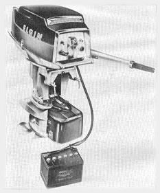 Elgin Models 1957